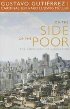 On the Side of the Poor: The Theology of Liberation, Very Good Condition Book, M