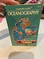 1972 A Golden Guide Oceanography