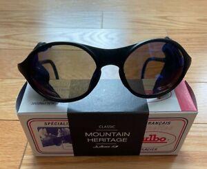Julbo Sherpa Mountaineering Glacier Sunglasses, Spectron 3 Lens Black BRAND NEW
