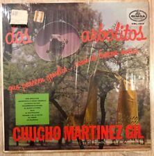 CHUCHO MARTINEZ GIL Y EL MARIACHI NACIONAL DE ARCADO ELIAS DOS ARBOLITOS VG+