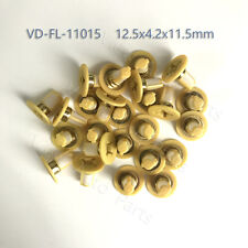 100pcs Fuel injector micro filter  top feed mpi auto parts  Size 12.5x4.2x11.5mm