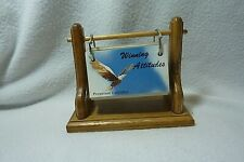 Vintage Rada Mfg. Co., Perpetual Calendar on Wood Stand