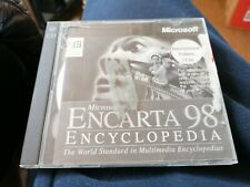 MICROSOFT ENCARTA ENCYCLOPEDIA 99 CD-ROM for Windows 95, 98
