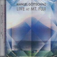 Manuel Göttsching - Live At Mount Fuji (CD - 2016 - EU - Original)