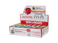 Koh-I-Noor Temperino Variant Plus con Contenitore ad Affilatura Variabile