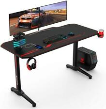 EmeraldTech Ergonomic Gaming Study Desk