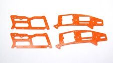 Xtreme Heli Align T-Rex 250 Orange G-10 Frame Set (4Pc) 11754Bo Flybar Less Rtf