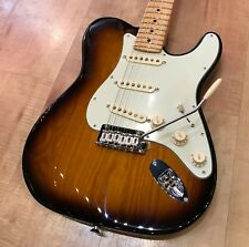 Fender Paralel Universe Strat-Tele Hybrid Electric Guitar (2-Color Sunburst)