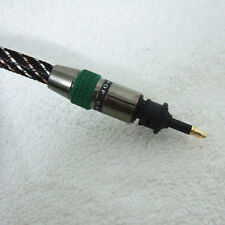 Useful TOSLINK TO 3.5mm Mini Optical Jack Plug Audio Fiber Optic Adapter Newest