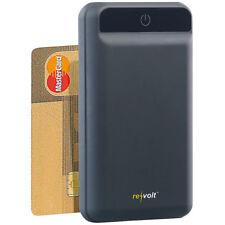 revolt Powerbank, Quick Charge 3.0 & USB Typ C PD, 10.000 mAh, bis 3 A, 18 W