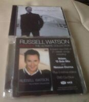 2 Russell Watson CDs The Ultimate Collection & Russell Watson The Voice