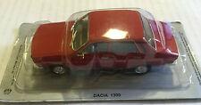 """DIE CAST """" DACIA 1300 """" AUTO DELL' EST SCALA 1/43"""