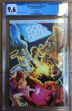God Hates Astronauts #1 Self Published Ryan Browne 2nd Print CGC 9.6