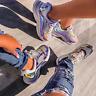Cape Robbin MOMMY PLS Pink Unicorn Hologram Mesh Trim Athleisure Sneaker