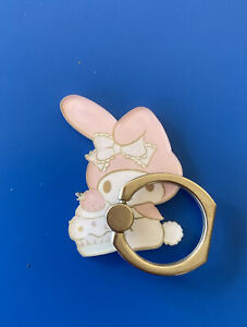 My Melody Cute Phone Ring Holder/ Phone Stand Grip for Mobile iPhone -Sanrio