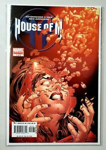 HOUSE OF M 1, 2, 3, 4, 5, 6, 7, 8 YOU PICK (19) COVERS 1:20 VARIANTS WANDAVISION