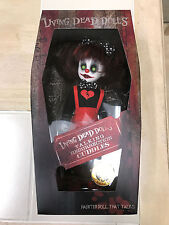 LIVING DEAD DOLLS TALKING RESURRECTION CUDDLES SDCC 2017 NEW FREE SHIPPING