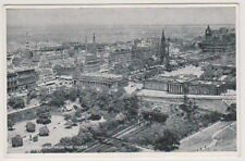 Midlothian postcard - Edinburgh from the Castle