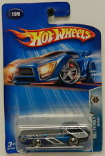 199 ROLL PATROL RIPTIDE RESCUE DEORA PICKUP SHOW TRUCK DODGE BOYS HW HOT WHEELS