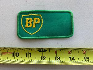 VINTAGE BP BRITISH PETROLEUM UNIFORM PATCH RACING LeMANS PORSCHE RENAULT SCCA