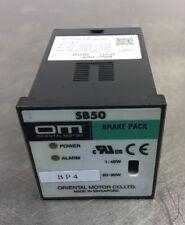 Oriental Motor Sb50 Break Pack 5E