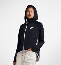 Nike Sportswear Tech Fleece Full-Zip Cape Jacket XS, M, 1X XXL Black