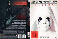 AMERICAN HORROR STORY - ASYLUM --- die komplette 2. Staffel --- Uncut --- FSK 18