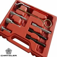 Chrysler Timing Setting Locking Tool Kit Set Voyager Jeep Diesel LDV 2.5 2.8CRD