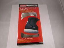 "Coleman Powermate Wax Applicator Bonnet 5-6"", 100% Terry Cloth Bonnets"