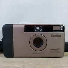 New ListingKonica Big Mini Hg Bm300 35mm f/3.5 Point & Shoot Film Camera