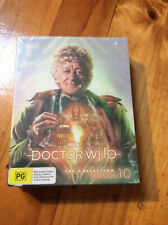 Doctor Who The Collection Season 10 Limited Edition Blu-ray Set Jon Pertwee