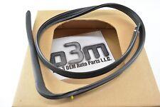 Chevrolet Cobalt Pontiac G5 LH Side Upper Door Auxiliary Weatherstrip new OEM