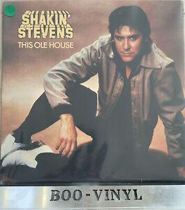 Shakin' Stevens – This Ole House Vinyl LP Album 33rpm 1981 Epic – EPC 84985 EX