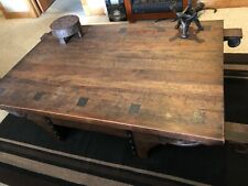 Artes De Mexico. Wooden coffee table. Furniture Great condition vintage Antique