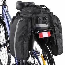 Fahrradtasche Satteltasche Gepäcktasche Packtaschen Wasserdicht Gepäckträger 1
