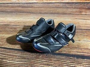SHIMANO R088 Road Cycling Shoes Biking Boots 3 Bolts Size EU44 , US9.7