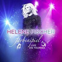 HELENE FISCHER - FARBENSPIEL LIVE - DIE TOURNEE (2 CD) 2 CD NEW+