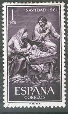 España Spain Edifil # 1400 ** MNH Set Navidad / Christmas