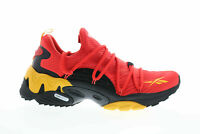 Reebok Trideca 200 FV9293 Mens Red Canvas Lace Up Athletic Running Size 10.5 US