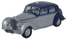Oxford bn6004 AUTO BENTLEY MKVI MIDNIGHT BLUE SHELL Grey 1/43