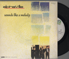 """Alphaville Sounds Like A Melody 45T 7"""" Inch SP 45 Tours French Pressing"""