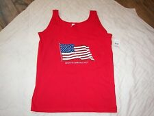 New listing Flag Tank Top - L (12-14) Made In America 2017 - New with Tags