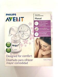 PHILIPS AVENT SCF310/20 BPA Free Manual Breast Pump