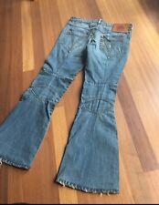 Andrew MacKenzie Made In Italy Designer Mens Jeans $395 Receipt