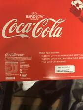 Coke Cola  Bottles Euro 2016 Collectors Item