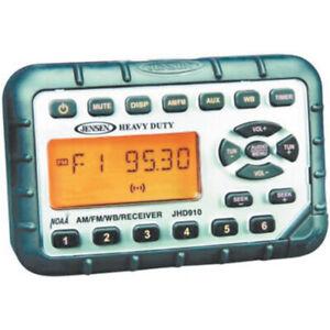 Jensen JHD910 Am/Fm/Wb Radio