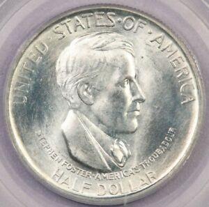 1936-D 1936 Cincinnati Classic Commemorative PCGS MS65 OGH beautiful coin!