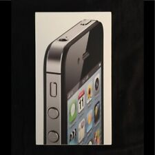 USED Apple iPhone 4S Empty box only Black 64Gb
