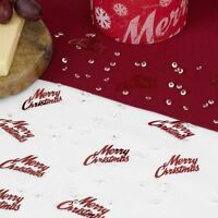 New Christmas Wedding Merry Xmas Snowflake pack of 28g table Decoration confetti