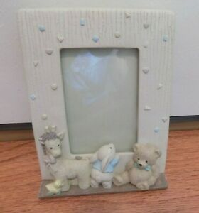 Baby Photo Album and Picture Frame